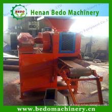 2015 mais popular Longa vida serviço lignite serragem máquina de briquete de carvão de madeira com CE 008613253417552