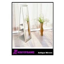 fashion modern floor stand mirror, wood dressing mirror, standing mirror