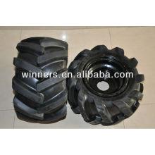 "16""x 10-8 mini-tiller wheel , agricultural wheel"
