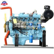 Motor diesel do elevado desempenho 6 cilindros do motor diesel de R6105ZD