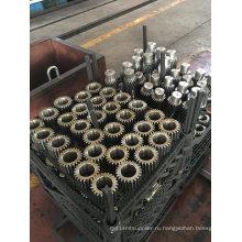 Изготовленные на заказ малые шестерни с подвергать механической обработке CNC