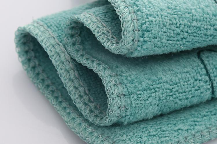 Nano microfiber square towel hand towel face towel child towel kindergarten gift 2525 activity gift (7)