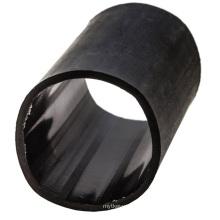 Tubo adhesivo impermeable negro adhesivo para el cable