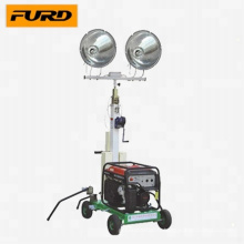 Tour d'éclairage mobile de groupe électrogène diesel (FZM400A)