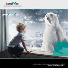 Landvac niedrigen Preis Ocean Blue Vakuum Super Glas für Schule Krankenhaus Bulidings