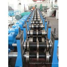 Semi-Auto Z Purlin Roll formando máquina