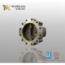 Válvula de retención tipo Al Lug Bronze