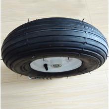 Roda de borracha 4.00-6 pneumática