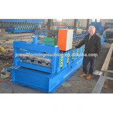 Gute Qualität verzinkte Blechboden Deck Roll Umformmaschine