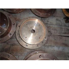 Bronze RG5 water pump cover , rear cover for water pump spa
