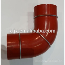 thin silicone rubber tube for car