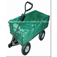 Chariot de jardin de bon prix (TC1845) avec haut Quanlity