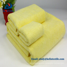 Microfiber face cleaning cloth towel