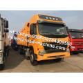 Sinotruk ए 7 हाउओ 420 एचपी डंप ट्रक