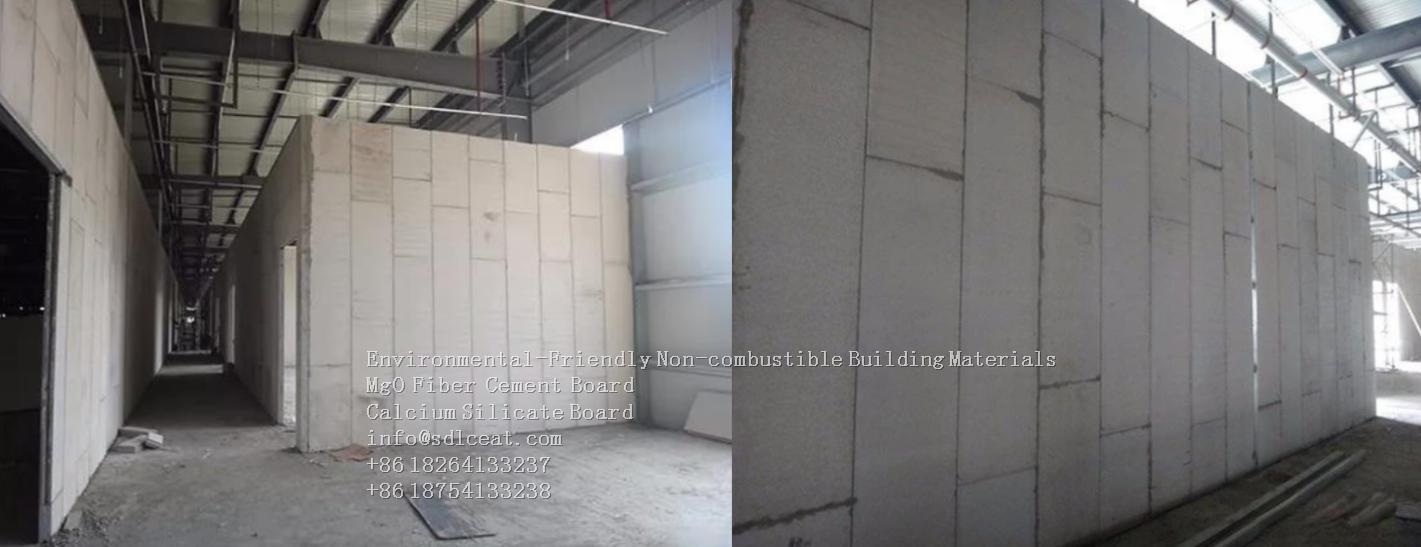 SIP,fiber cement board