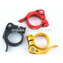 Aluminium Ultralight Quick Release Road Bike VTT Mountain Bicycle Seat Post Seatpost Clamp 31.8mm 34.9mm