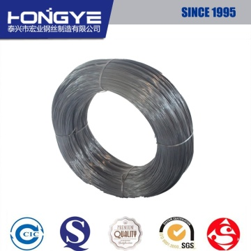 Reliable for High Carbon Round Steel Wire DIN17223 EN10270 JIS G 3521 GB3206 Steel Wire supply to Guinea Factory