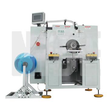 Automatische Pumpenmotor Stator Slot Papier Einsteckmaschine