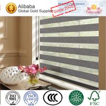 Новый продукт с самым лучшим качеством Цена по прейскуранту завода двойной окно жалюзи Зебра ролик оттенки