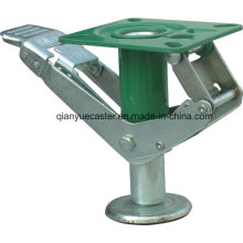 """4""""5""""6""""8"""" Industrial Floor Lock for Casters Wheels Japanese Type"""