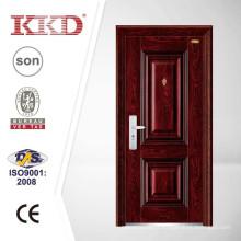 Balançoire pas cher porte d'acier KKJ-340 pour appartement entrée sécurité