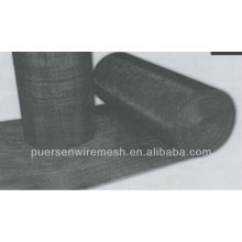 Black Wire Cloth/Netting for Rubber