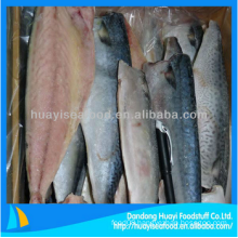 nice fresh frozen mackerel fish fillet for good price and services
