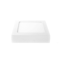 12w surface professional OEM round led panel light with ce rohs