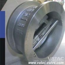 Gusseisen oder Edelstahl Lug Dual Plate Wafer Check Valve