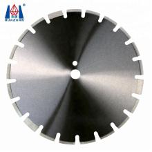 Sharp cutting 14 inch asphalt diamond saw blade
