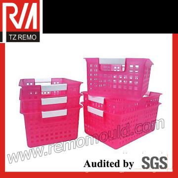 Plastic Fruit or Vegetable Basket Mould