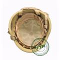 Casque anti-balles en kevlar léger avec style NIJ IIIA PASGT fourni avec services personnalisés