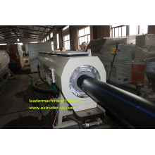 160-450mm, 20-110mm, HDPE Gas Water Pipe Extrusion Line, Producing Machinery
