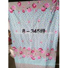 La última tela impresa del colchón 100% de Stitchbond del poliéster impreso 2013