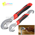 wholesale 2pc quick snap N grip detent universal spanner forging overall heat treatment wrench new univeral socket wrench
