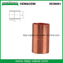 ISO9001 Certified Copper Straight Coupling (AV8001)