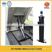 Cylindre hydraulique télescopique / cylindre hydraulique pour camion benne