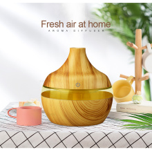 Innovation 300ml Wood Grain Cool Mist Diffuser Humidifier