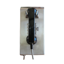 IP65 Edelstahl Telefon für robuste Umgebungen