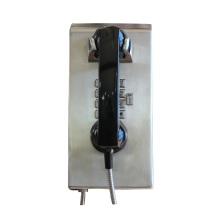 Téléphone IP65 en acier inoxydable pour environnements robustes