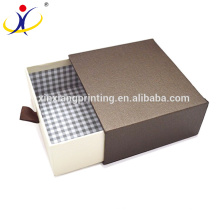 XinXiang Custom Deep Drawer Gift Box Paper Packings Packaging Boxes