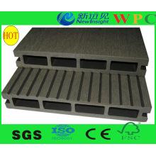 ¡Ventas calientes! ! ! Decking compuesto popular de WPC con CE, SGS, Fsc etc.