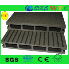 Vendas quentes! ! ! Decking composto popular de WPC com CE, GV, Fsc etc.