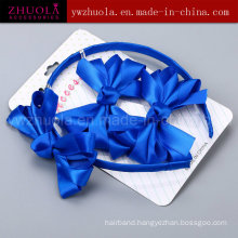 Girls Hair Ornament with Ribbon Bows Wholesale