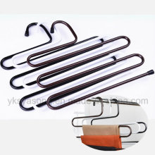 Fresh European Style Multifunction Trousers Hanger for Sale