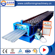 Autmotic Galvanized Roof Panel Machine