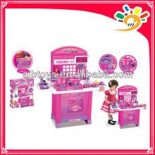 Interessante Küche Kochen Set Spielzeug / Kinder spielen vorgeben Küche mit Musik und Licht gesetzt