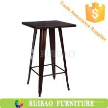 Коммерческая мебель Стиль Реплика Металл Высокий стол Кафе Стол
