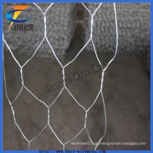 Gabion-Maschendraht für Draht-Korb-Stützmauer mit guter Qualität