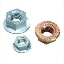 Alloy Steel Hex Flange Nut DIN 6923
